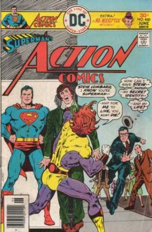 Action Comics # 460