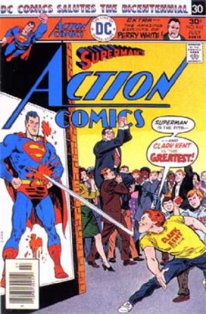 Action Comics # 461