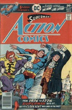 Action Comics # 463