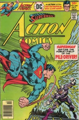 Action Comics # 464