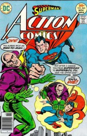Action Comics # 465