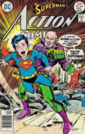 Action Comics # 466