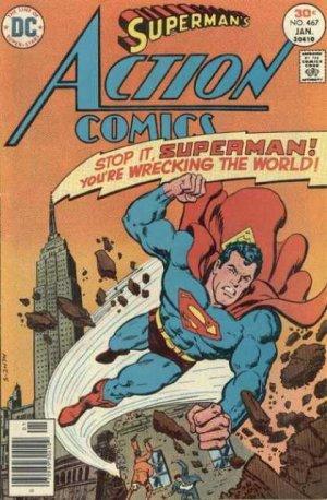 Action Comics # 467