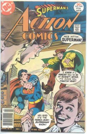 Action Comics # 468 Issues V1 (1938 - 2011)