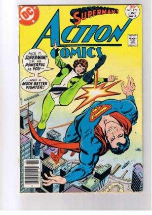 Action Comics # 472