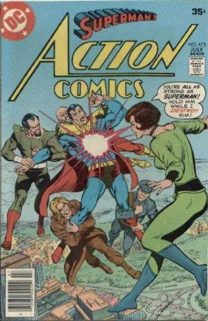 Action Comics # 473