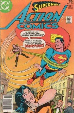 Action Comics # 476