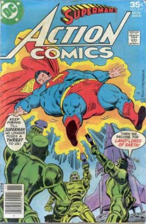 Action Comics # 477