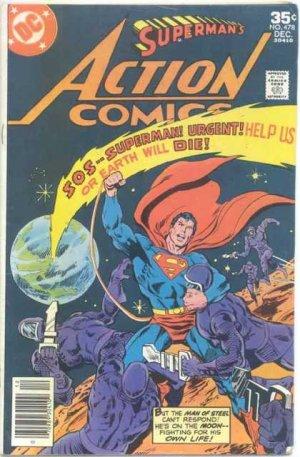Action Comics # 478