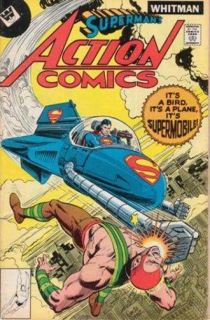 Action Comics # 481