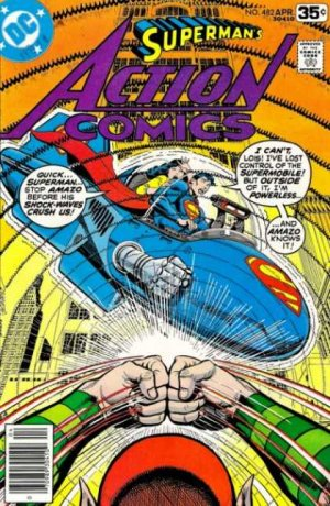 Action Comics # 482