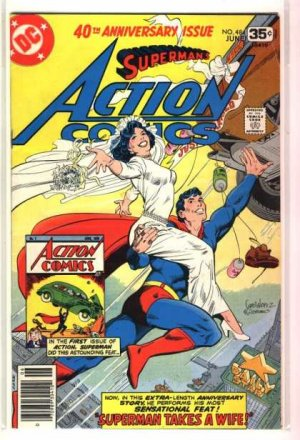 Action Comics # 484 Issues V1 (1938 - 2011)