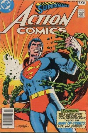 Action Comics # 485