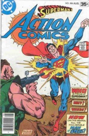 Action Comics # 486