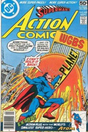 Action Comics # 487