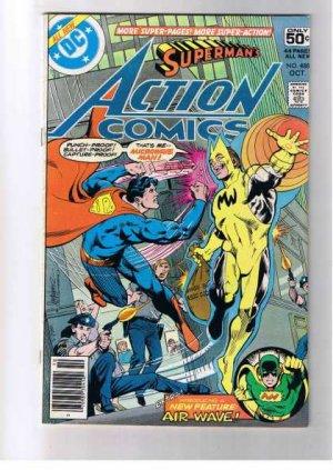 Action Comics # 488