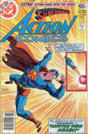 Action Comics # 489 Issues V1 (1938 - 2011)