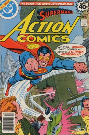 Action Comics # 490 Issues V1 (1938 - 2011)
