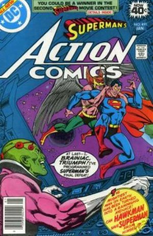Action Comics # 491 Issues V1 (1938 - 2011)