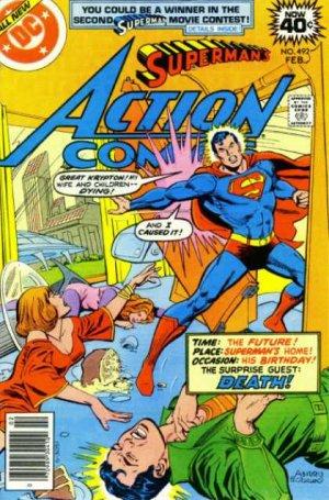 Action Comics # 492