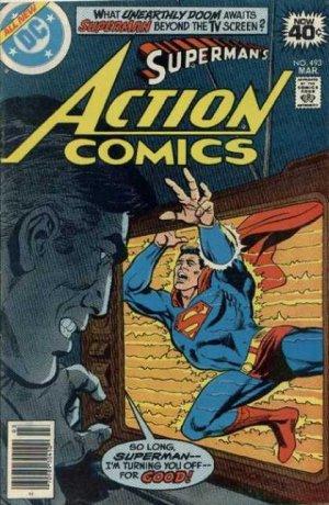 Action Comics # 493