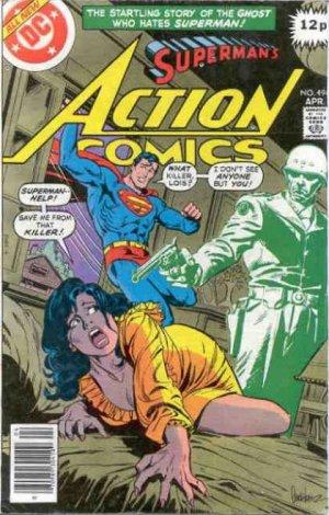 Action Comics # 494