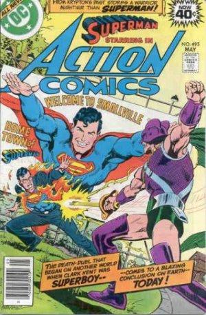 Action Comics # 495