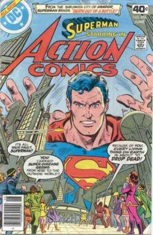 Action Comics # 496