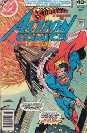 Action Comics # 497