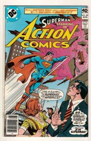 Action Comics # 498