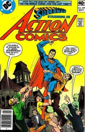 Action Comics # 499