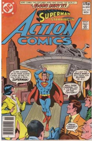 Action Comics # 501