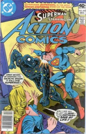 Action Comics # 502