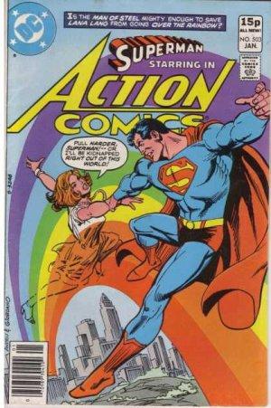 Action Comics # 503