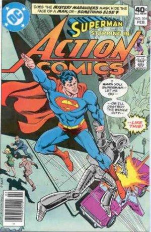 Action Comics # 504