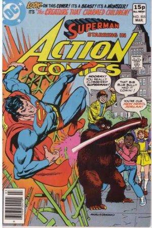 Action Comics # 505