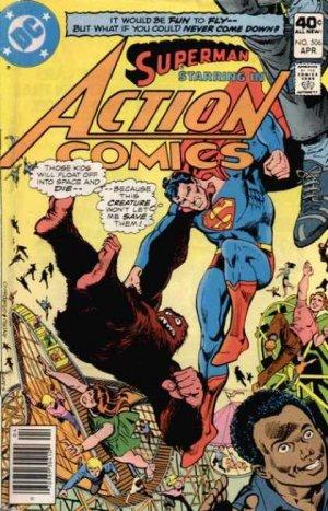 Action Comics # 506