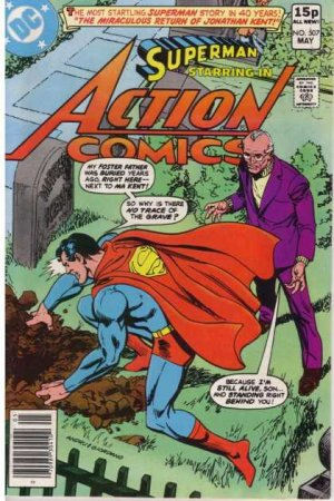 Action Comics # 507