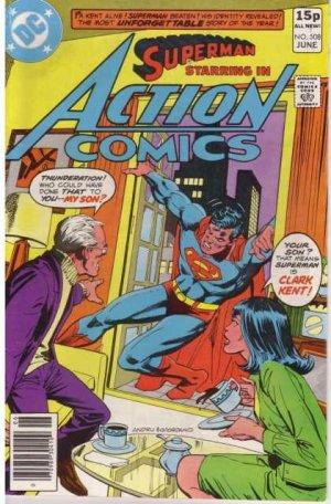 Action Comics # 508