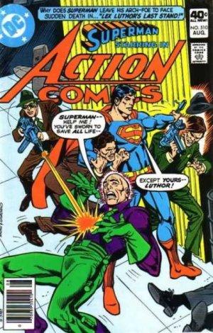 Action Comics # 510
