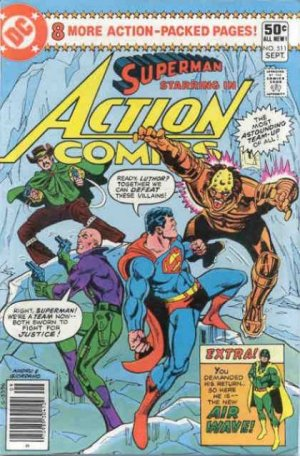 Action Comics # 511