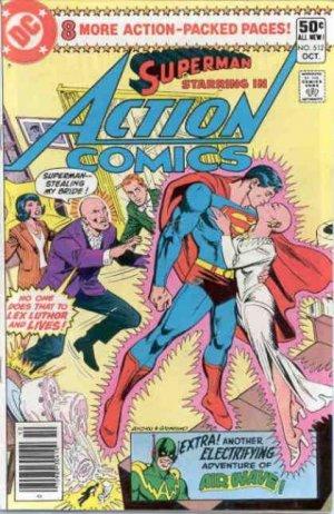 Action Comics # 512