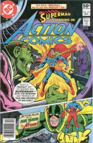 Action Comics # 514