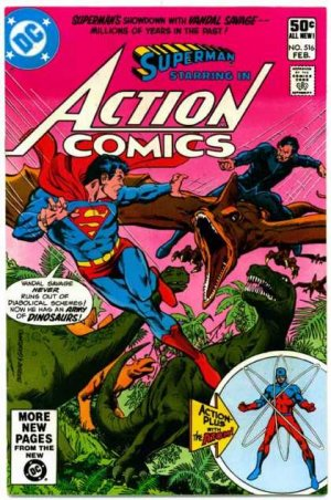 Action Comics # 516