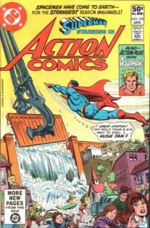 Action Comics # 518