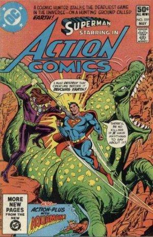 Action Comics # 519