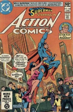 Action Comics # 520