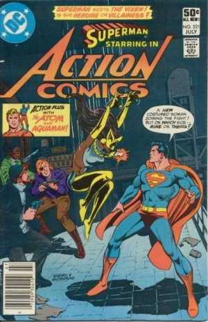 Action Comics # 521