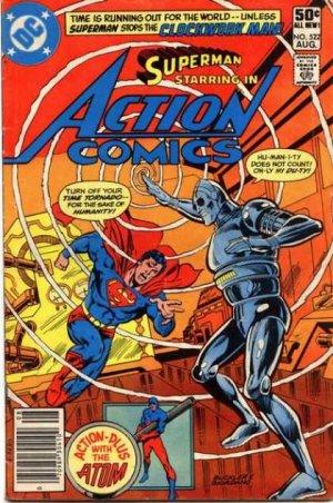 Action Comics # 522