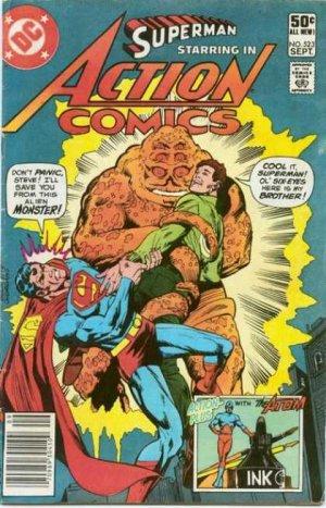 Action Comics # 523
